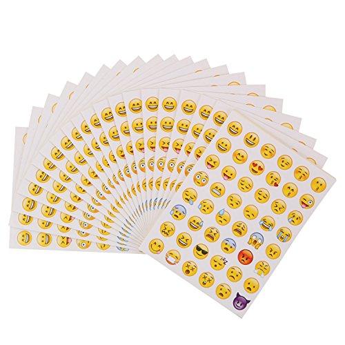 Top 10 Emoji Sticker Buch – Grußkarten