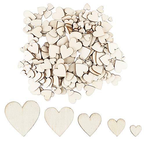 Top 9 Hochzeit Streudeko Holz – Verzierungen