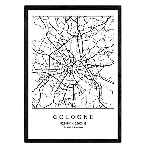 Top 8 Stadtplan Köln – Bürobedarf & Schreibwaren