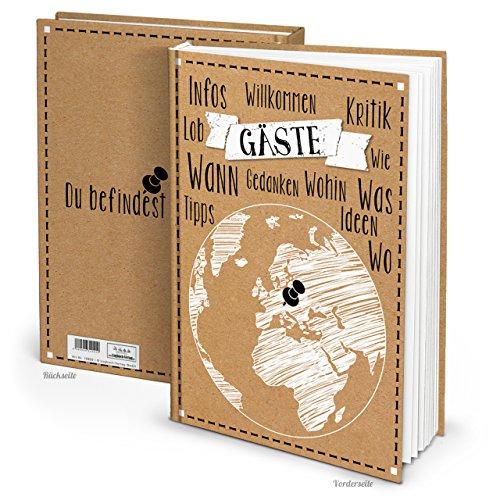 Top 10 Gästebuch Cover – Gästebücher