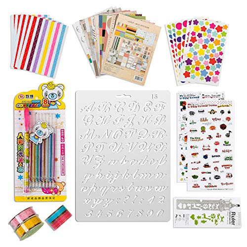 Top 9 Fotoalbum Sticker Baby – Scrapbooking-Sticker