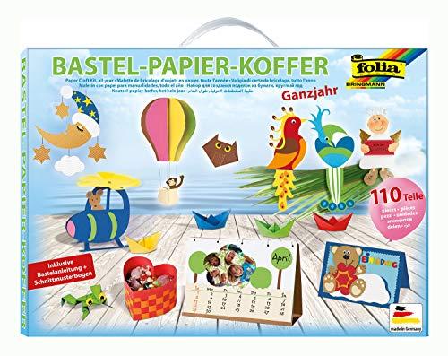 Top 10 Bastelset Papier Kinder – Papeterie & Sticker