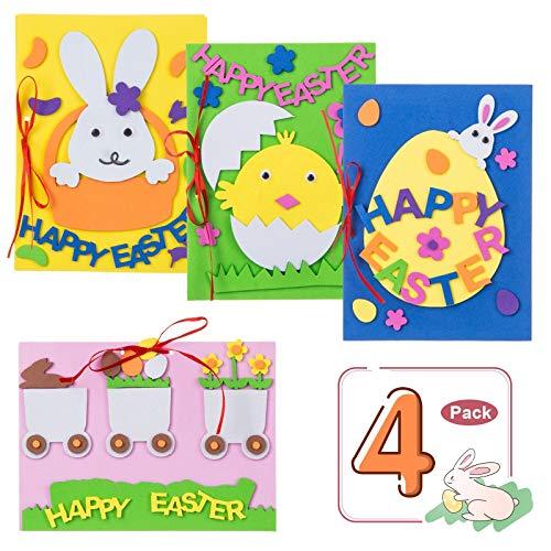 Top 10 Bastelset Ostern Kinder – Grußkarten