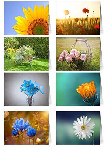 Top 9 Grußkarten Blumen – Grußkarten
