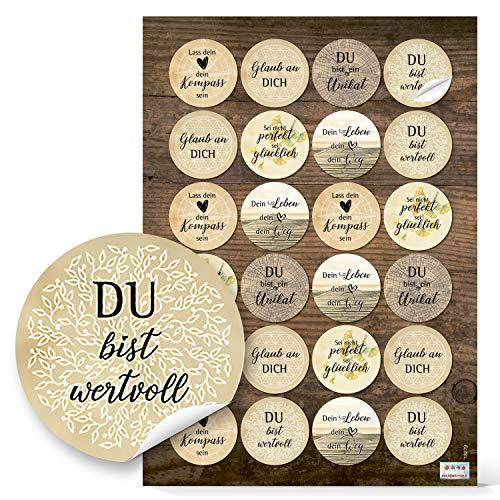 Top 10 Weisheiten und Sprüche – Dekorative Sticker