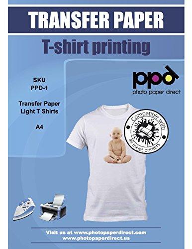 Top 10 Transferfolien für Textilien – Papier für Tintenstrahldrucker