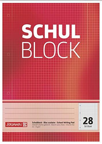 Top 9 Schulblock kariert A4 – Ringblöcke
