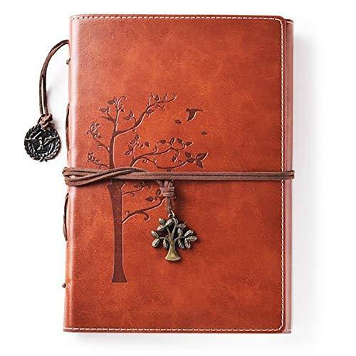Top 10 Notizbuch Vintage Leder A5 – Tagebücher