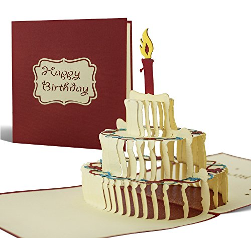 Top 10 Glückwunschkarte Happy Birthday – Grußkarten