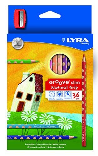 Top 8 LYRA Groove – Buntstifte für Erwachsene