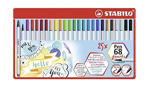 Top 10 STABILO Pen 68 Brush – Fineliner