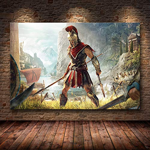 Top 9 Assassins Creed Odyssey – Poster & Kunstdrucke