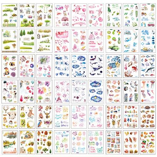 Top 8 Sticker für Kalender – Scrapbooking-Sticker