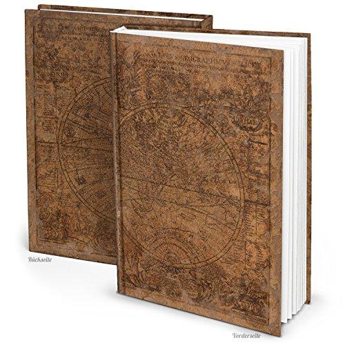Top 9 Buch mit leeren Seiten DIN A4 – Tagebücher