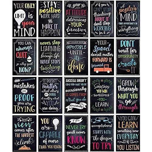 Top 10 Büro Poster Motivation – Klassenzimmer-Dekoration