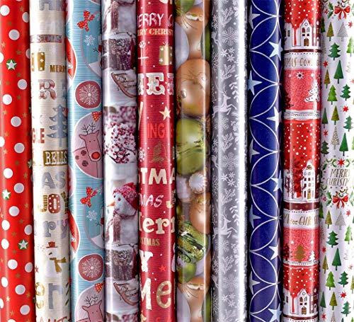 Top 9 Geschenkpapier Weihnachten Kinder – Geschenkpapier