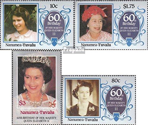 Top 2 Königin Elisabeth – Sammlerbriefmarken